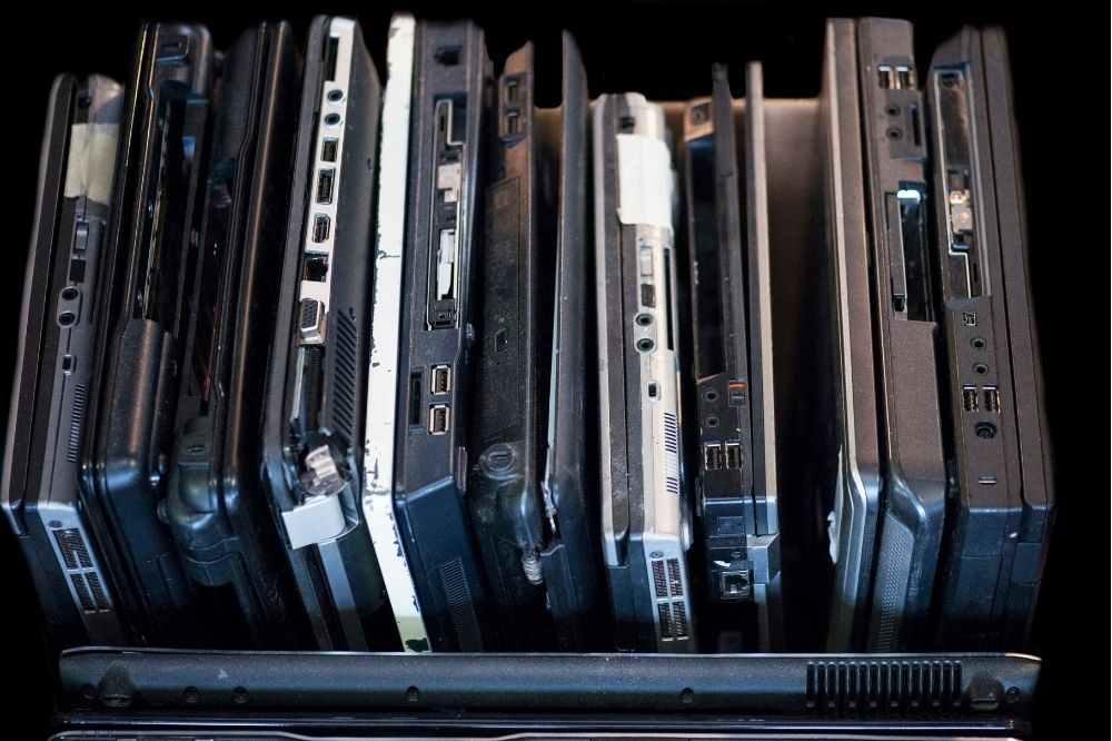 What to Do With Your Old Laptop